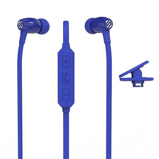 BT102 - BlueTooth Headphones - Blue