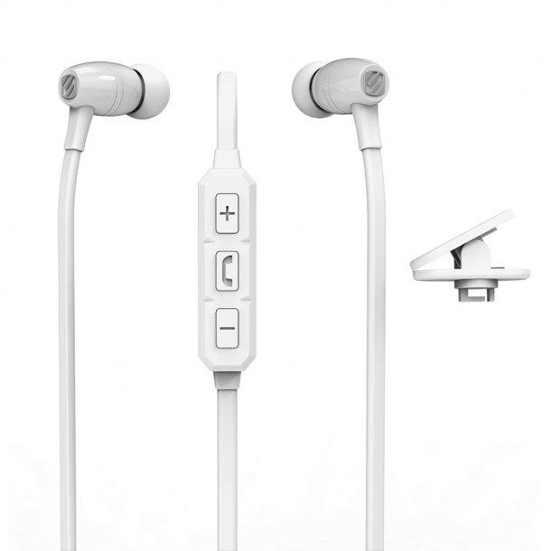BT102 - BlueTooth Headphones - White